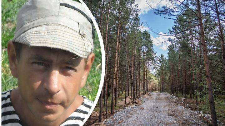 Под Новосибирском ищут 36-летнего мужчину со шрамом над бровью, который пропал два месяца назад