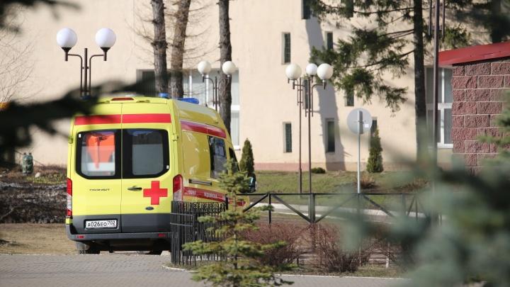 В Башкирии более восьми тысяч медиков обучат работе с коронавирусными больными