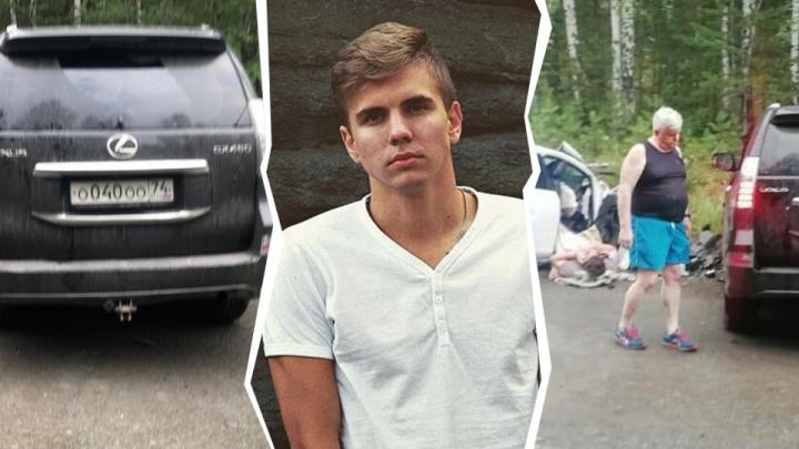 Водитель «Лады» не мог избежать столкновения с Lexus бывшего вице-губернатора Андрея Косилова