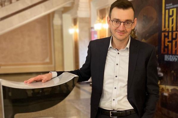 Валериан Гагин — член совета по правам человека при главе Башкирии Радии Хабирове