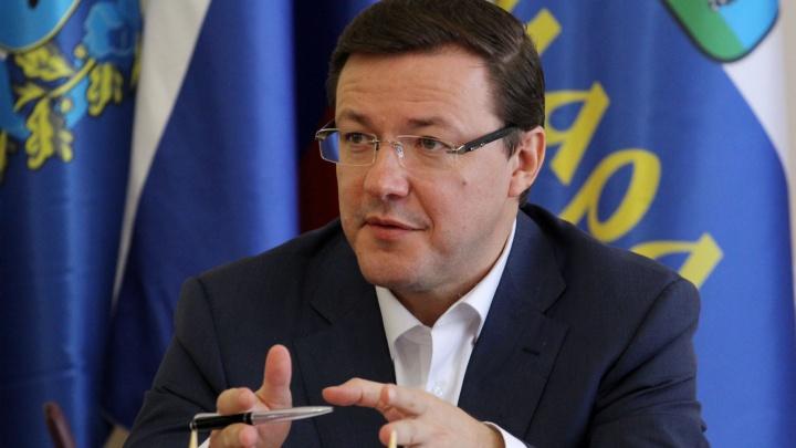 Губернатор Дмитрий Азаров увеличил свой годовой доход почти на 2 млн рублей