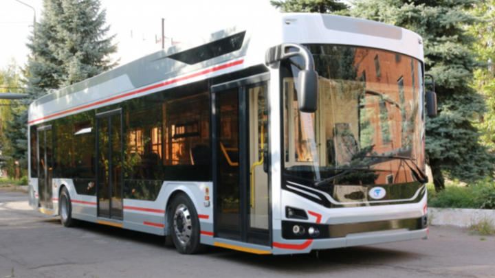 В Омске для презентации новых троллейбусов перекроют центр города