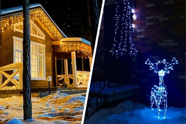 Эти фото легко перепутать с кадрами из рождественских фильмов