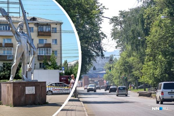 Гуляем по улице Космонавта Комарова