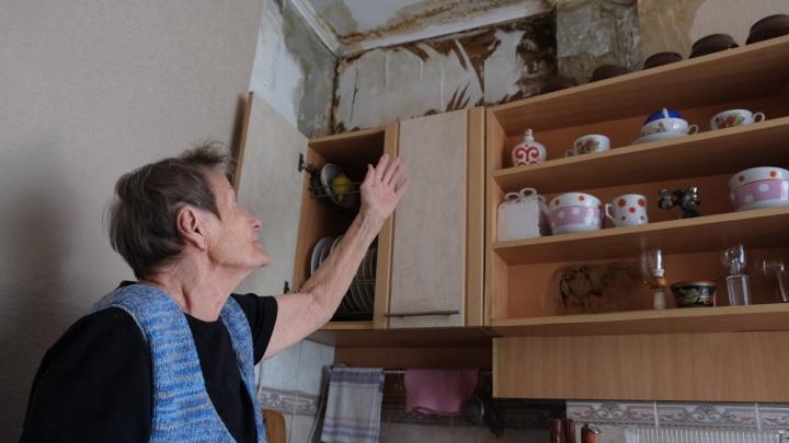 В прокуратуре рассказали о возмещении убытков жильцам челябинского дома, затопленного из-за ремонта крыши
