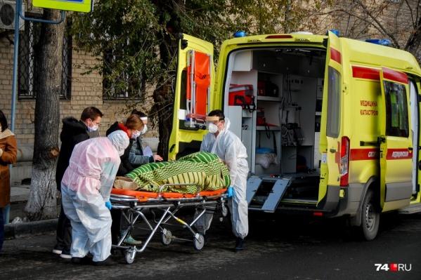 """После взрыва в горбольнице <nobr class=""""_"""">№ 2</nobr> пациентов экстренно развозили по другим ковидным госпиталям"""