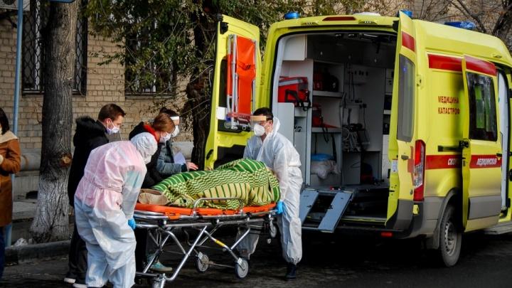 Власти назвали число умерших пациентов после взрыва в ковидной больнице Челябинска