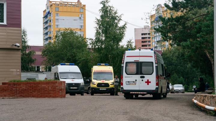 В Омской области почти сотня новых заражённых
