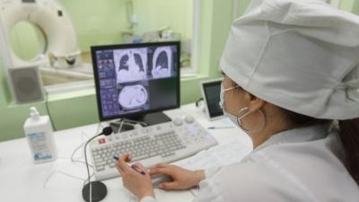 В нижегородском Диагностическом центре заявили о снижении потока пациентов на КТ легких почти на 30%