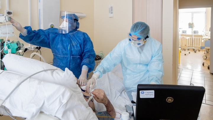 Непростая пневмония: где и как выявили новые случаи коронавируса в Самарской области