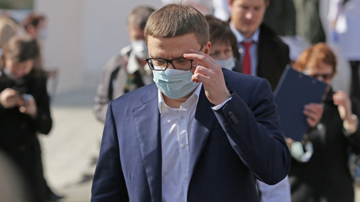 Дома до конца мая. Публикуем полную речь Алексея Текслера о продлении режима самоизоляции