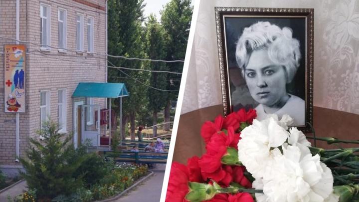 «Я сама нашла маму в морге»: руководство интерната под Волгоградом три дня скрывало смерть пациентки от COVID-19