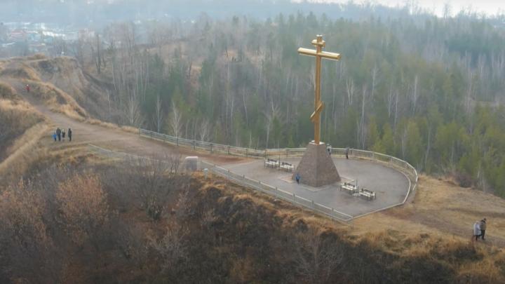 «Хороши самарские просторы»: местный житель показал окрестности Царёва Кургана с воздуха