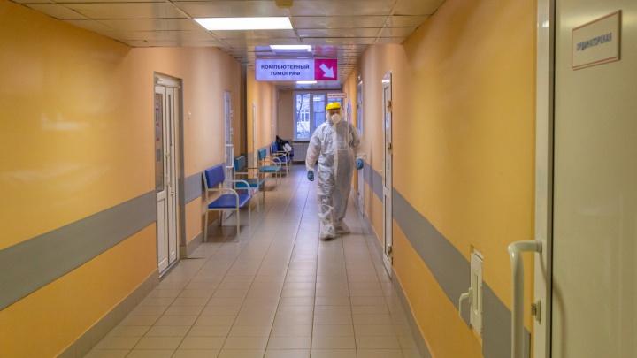 Власти Прикамья планируют начать строительство инфекционной больницы в 2021 году