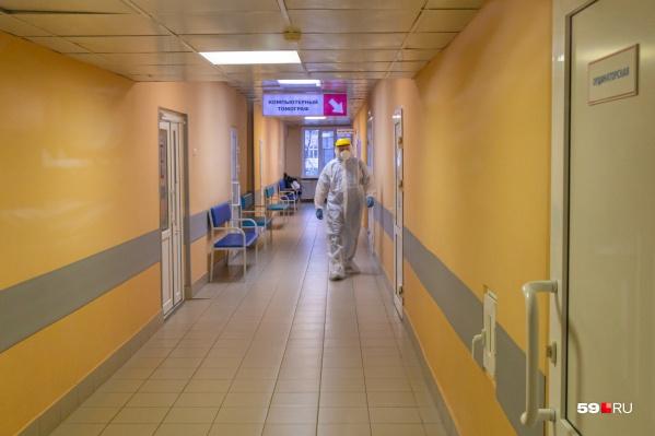 Студенты-медики будут работать в том числе в коронавирусных отделениях