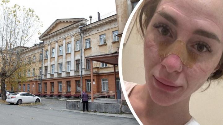 В челябинской больнице, на которую пожаловалась заболевшая коронавирусом акушерка, нашли нарушения