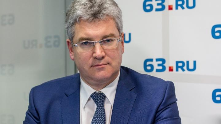 В Тольятти и Чапаевске ввели режим ЧС