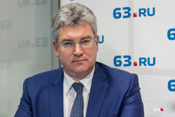 Документ за подписью Виктора Кудряшова вводит режим ЧС в Тольятти и Чапаевске