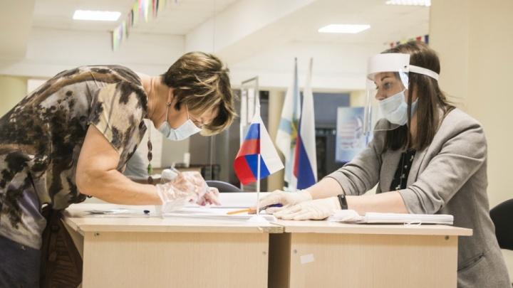 Избирком Архангельской области: 65,78% жителей региона высказались за поправки к Конституции