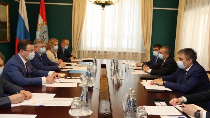 Решать вопрос с вывозом граждан Узбекистана из СО приехал посол этой страны в РФ
