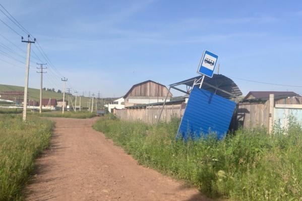 На этот раз без воды осталась часть Солонцов, где выделяли земли многодетным семьям