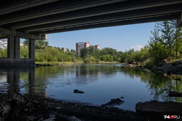По версии следствия, при очистке реки Миасс украли больше 12 миллионов рублей