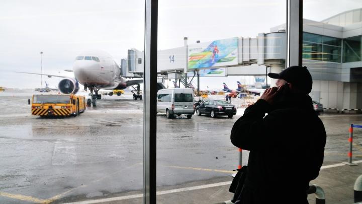 «Своя зараза ближе к телу?»: екатеринбуржцы требуют закрыть авиасообщение с Москвой