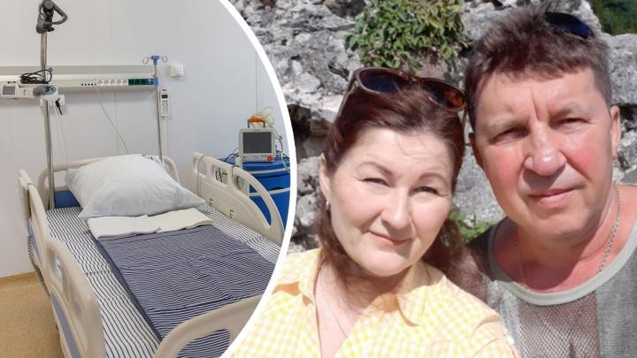 «Зять с братом под ИВЛ, родители дома — их в больницу не берут»: в Волгограде коронавирус выкашивает семьи