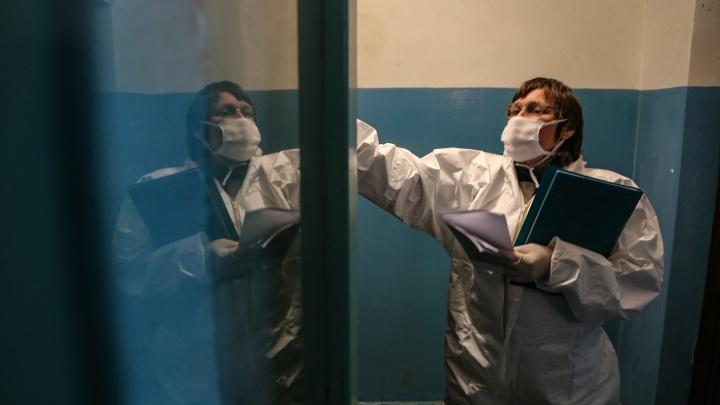 Оперштаб России подтвердил 63 новых случая с COVID-19 в Архангельской области