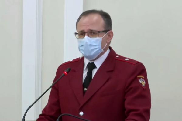 Евгений Ковалев оценил ситуацию в Ростовской области какконтролируемую