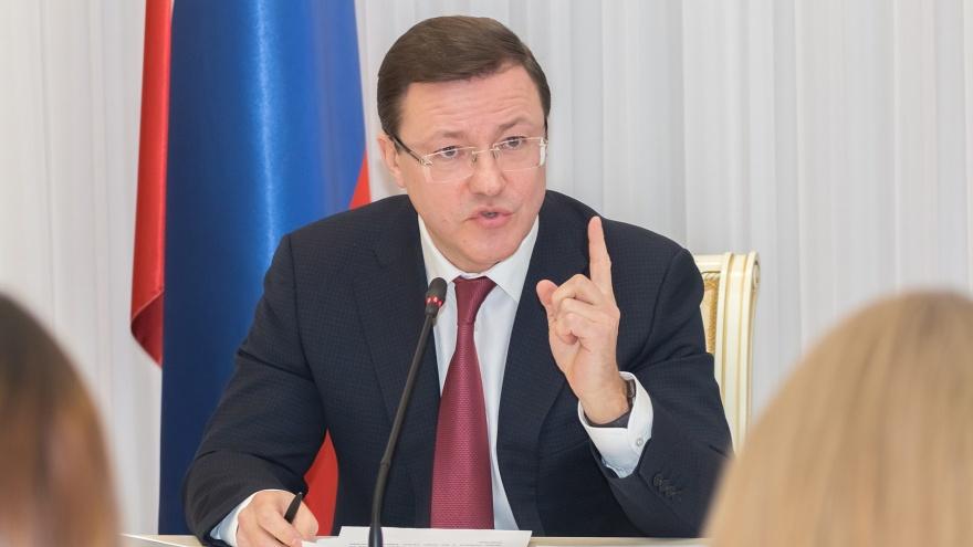 Губернатор ужесточил COVID-режим в Самарской области: постановление