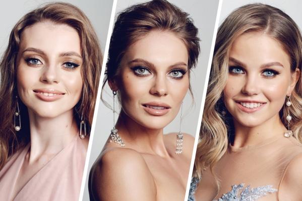 На звание новой мисс Екатеринбург в этом году претендуют двенадцать девушек