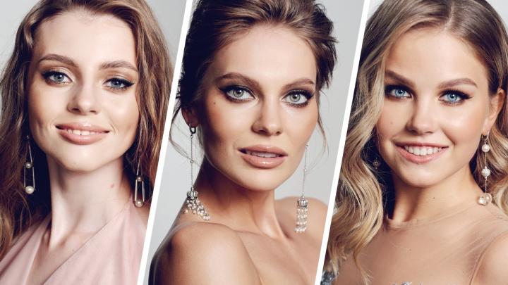 Познакомьтесь с ними поближе: видео девушек, одна из которых скоро станет новой мисс Екатеринбург