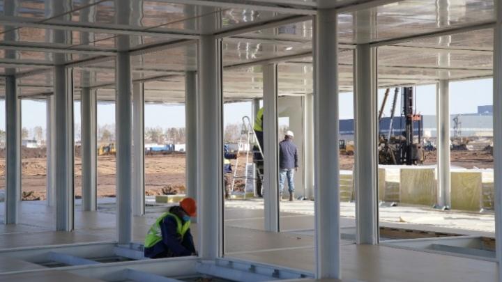 «Это просто кидалово»: строители COVID-госпиталя под Уфой уверяют, что с ними не рассчитались за труд