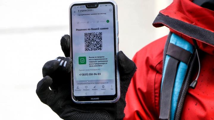 Опасная зона: нижегородцы смогут следить за передвижением нарушителей карантина