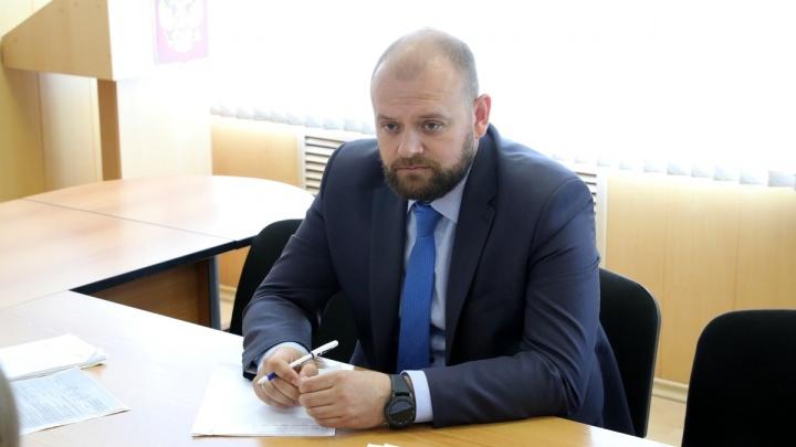 Контрольный тест на COVID-19 показал, что замгубернатора Зауралья Анатолий Воробьев здоров