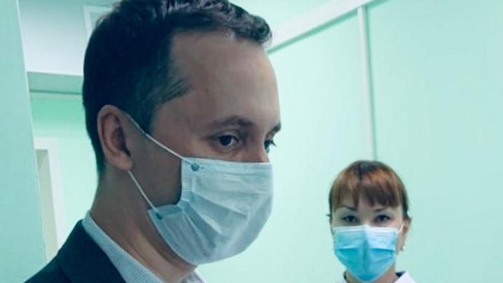 Мелик-Гусейнов: «95% от числа заразившихся и умерших — это те, кто не защищал себя хотя бы маской»