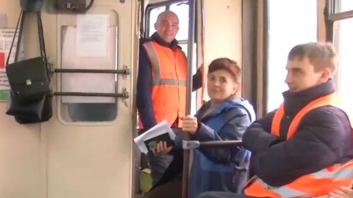 Водитель челябинского трамвая выложил в интернет разгромное письмо о катастрофе с электротранспортом