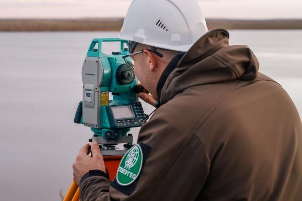 Услуги «СеверГео» будут полезны на разных этапах строительства