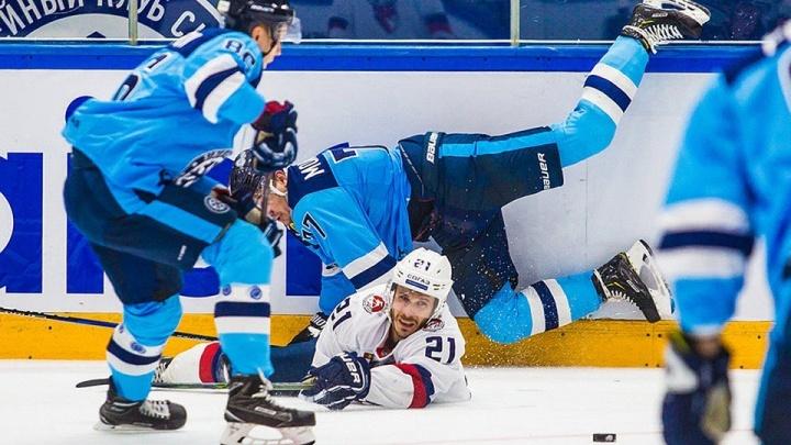 Вторая победа после серии поражений: ХК «Сибирь» обыграл нижегородский «Торпедо»