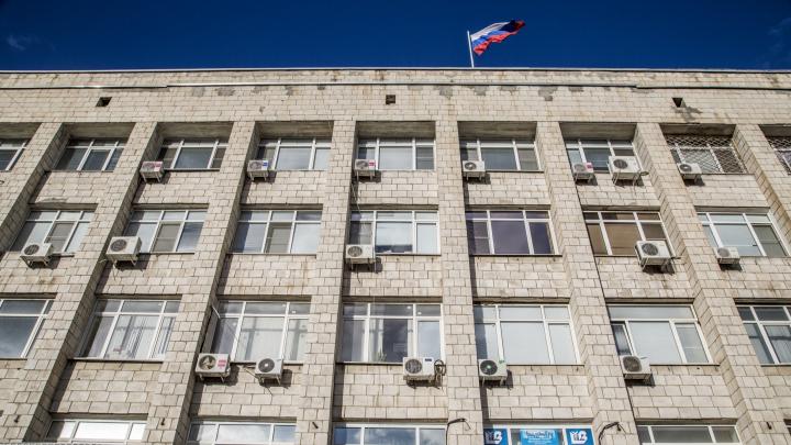 В Волгограде отмежевали рекреационные земли на берегу Волги под здание арбитражного суда