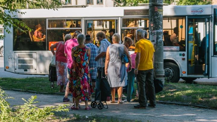 На час позже: в Самаре изменится расписание дачных автобусов