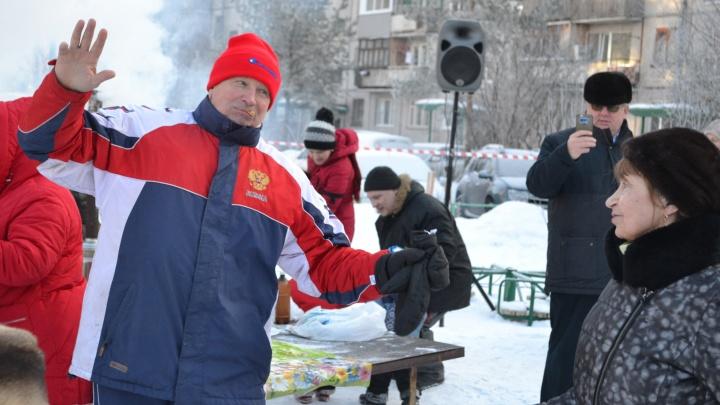 Из-за коронавируса депутат областного собрания не сможет станцевать на публике