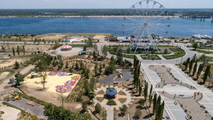 ЦПКиО бездействия: мэрия оштрафовала концессионера на 13,5 млн рублей за облезлый парк в центре Волгограда