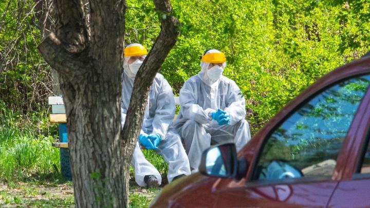 В Архангельской области выявлено 158 случаев COVID-19 за последние сутки. Данные оперштаба региона