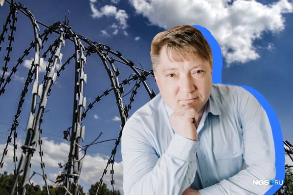 Суд отправил Владимира Зайцева в СИЗО до конца июня