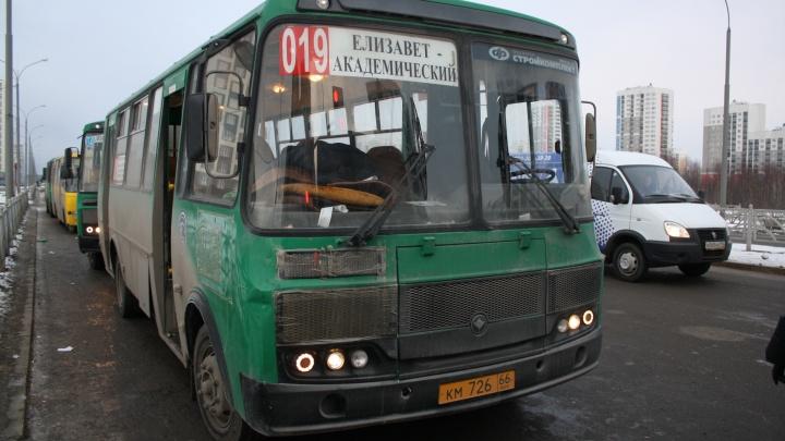В Академический решили направить больше автобусов после жалобы горожан губернатору на давку в транспорте