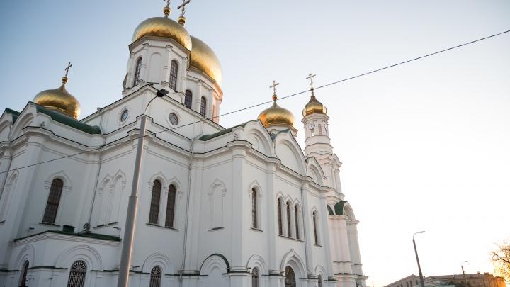 В храмах Ростовской области ввели масочный режим