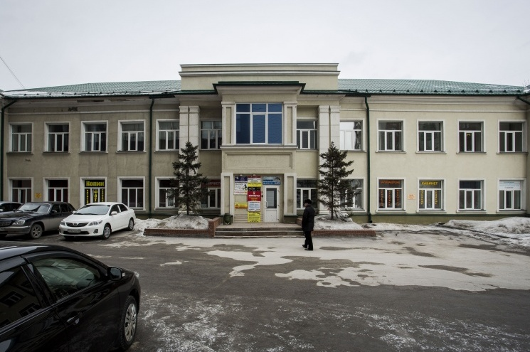 В центре Новосибирска построят новое административное здание — на него готовы потратить почти 350 млн рублей
