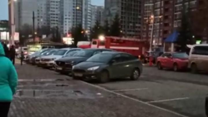 Торговый центр «Иремель» в Уфе эвакуируют